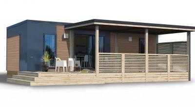 Terrassen Verkauf Eurocamp Spreewaldtor